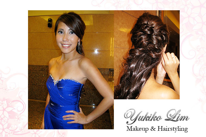 Bridal Makeup 28Sept11