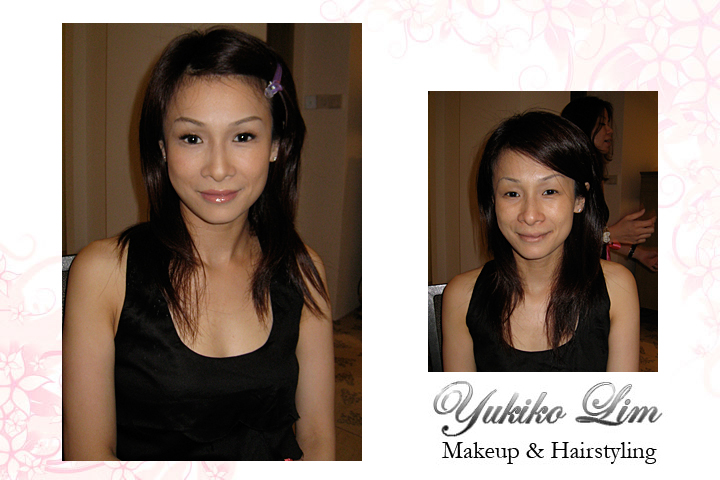 Bridal Party Makeup 20May11