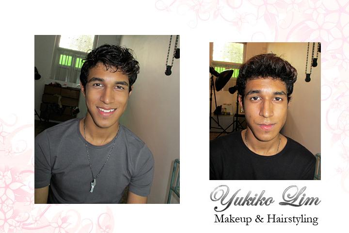 photoshoot makeup 17Jan12